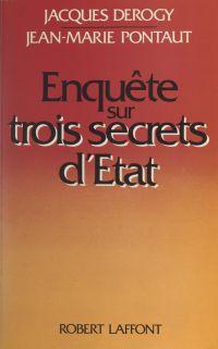 Enquête sur trois secrets d...