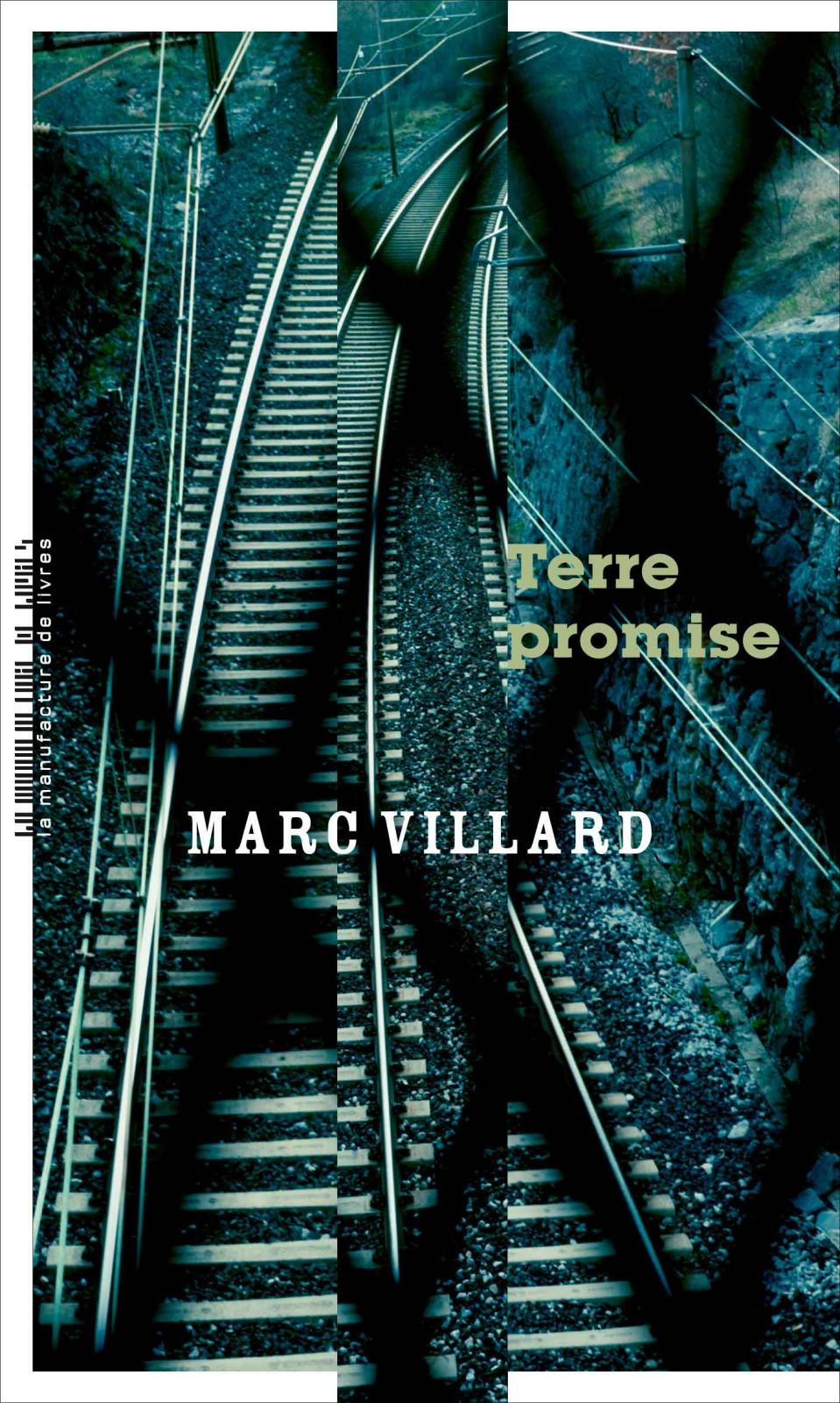 Terre promise | Villard, Marc. Auteur