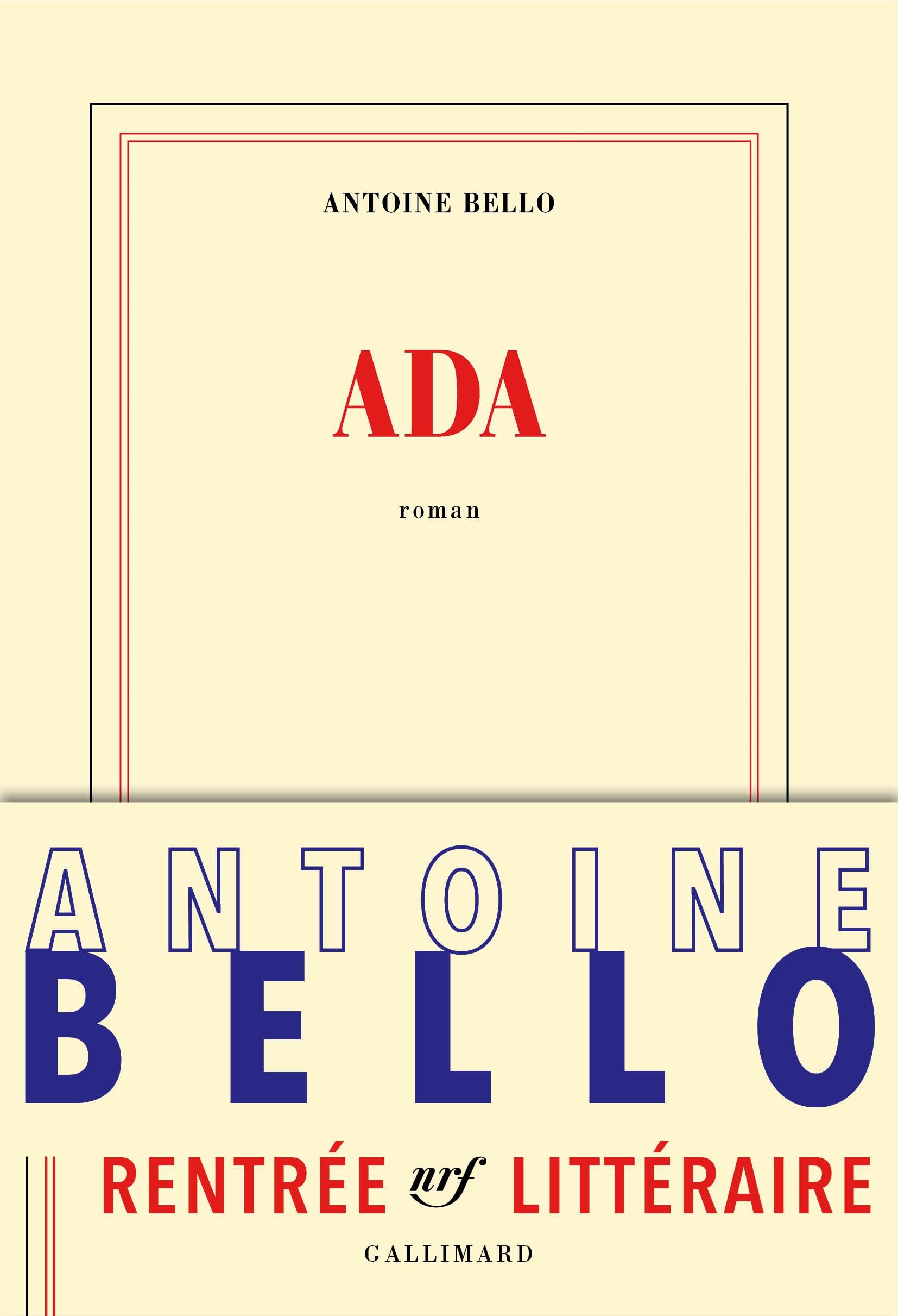 Ada | Bello, Antoine