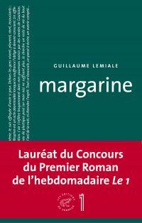 Margarine | Lemiale, Guillaume. Auteur