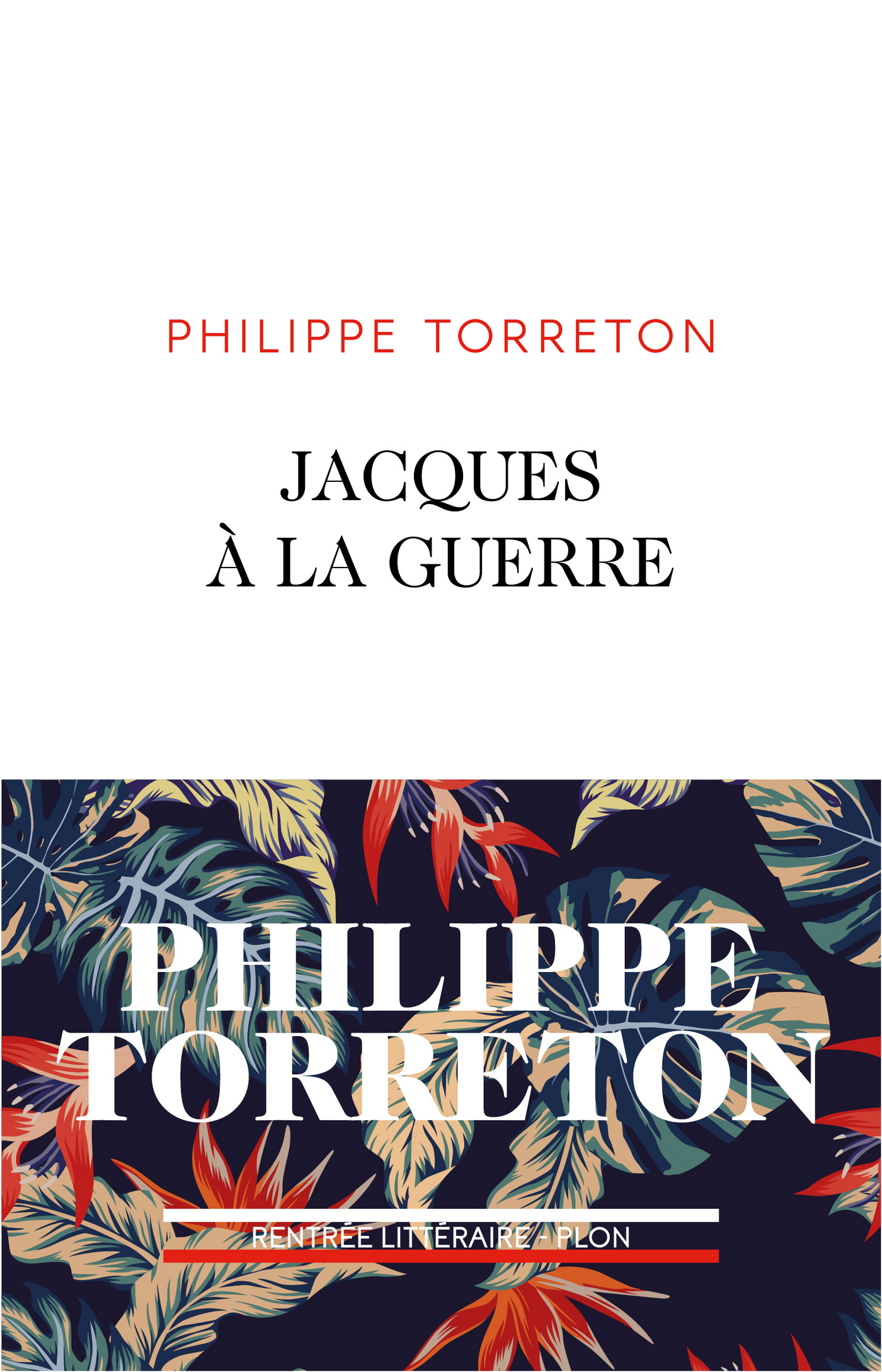 Jacques à la guerre | TORRETON, Philippe