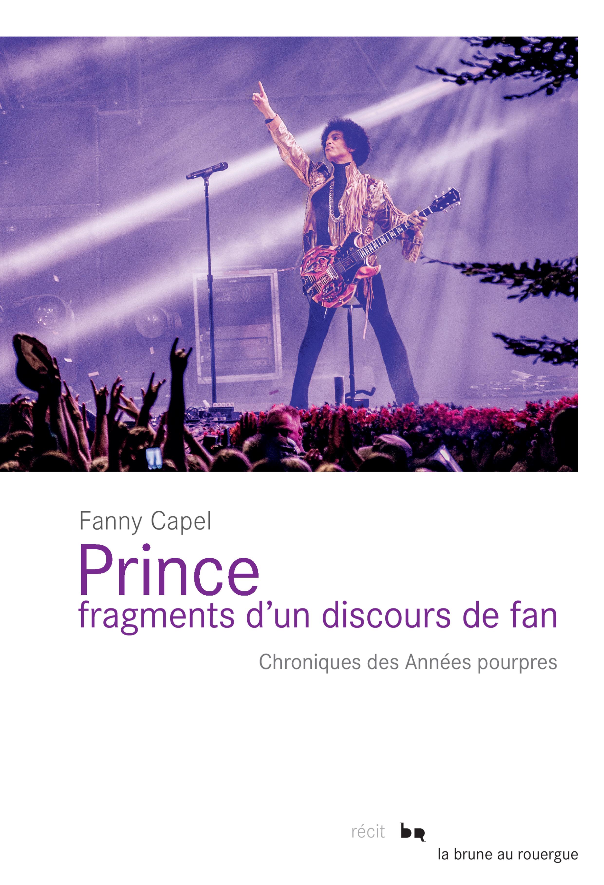 Prince, fragments d'un discours de fan