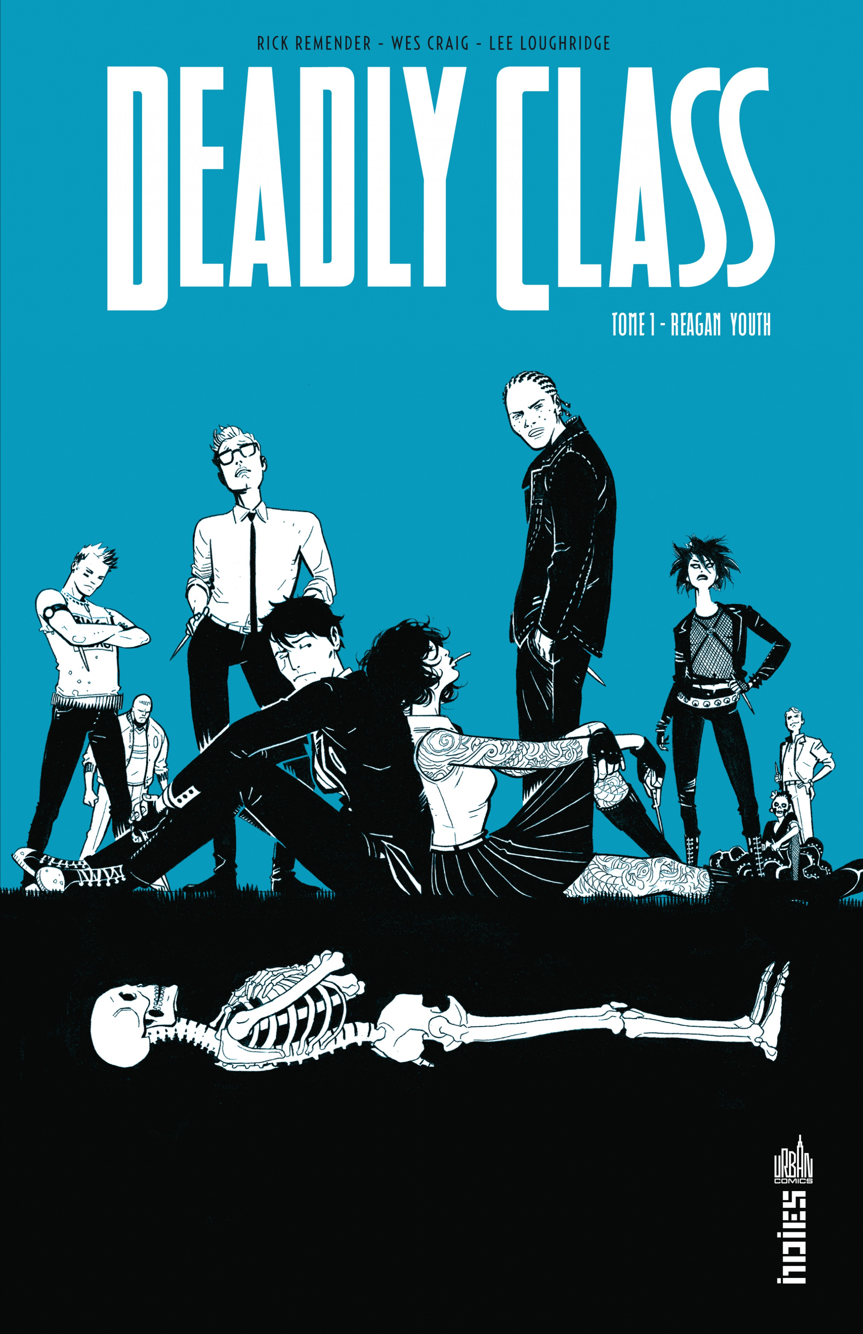 Deadly Class - Tome 1 | Wes Craig,