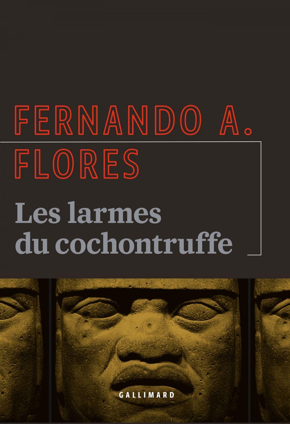 Les larmes du cochontruffe   Flores, Fernando A.. Auteur