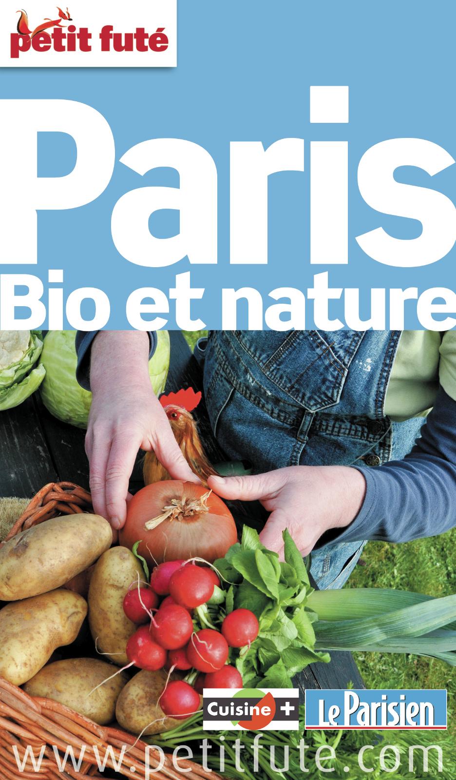 Paris Bio et Nature 2014 Petit Futé