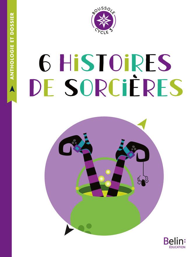 6 histoires de sorcières
