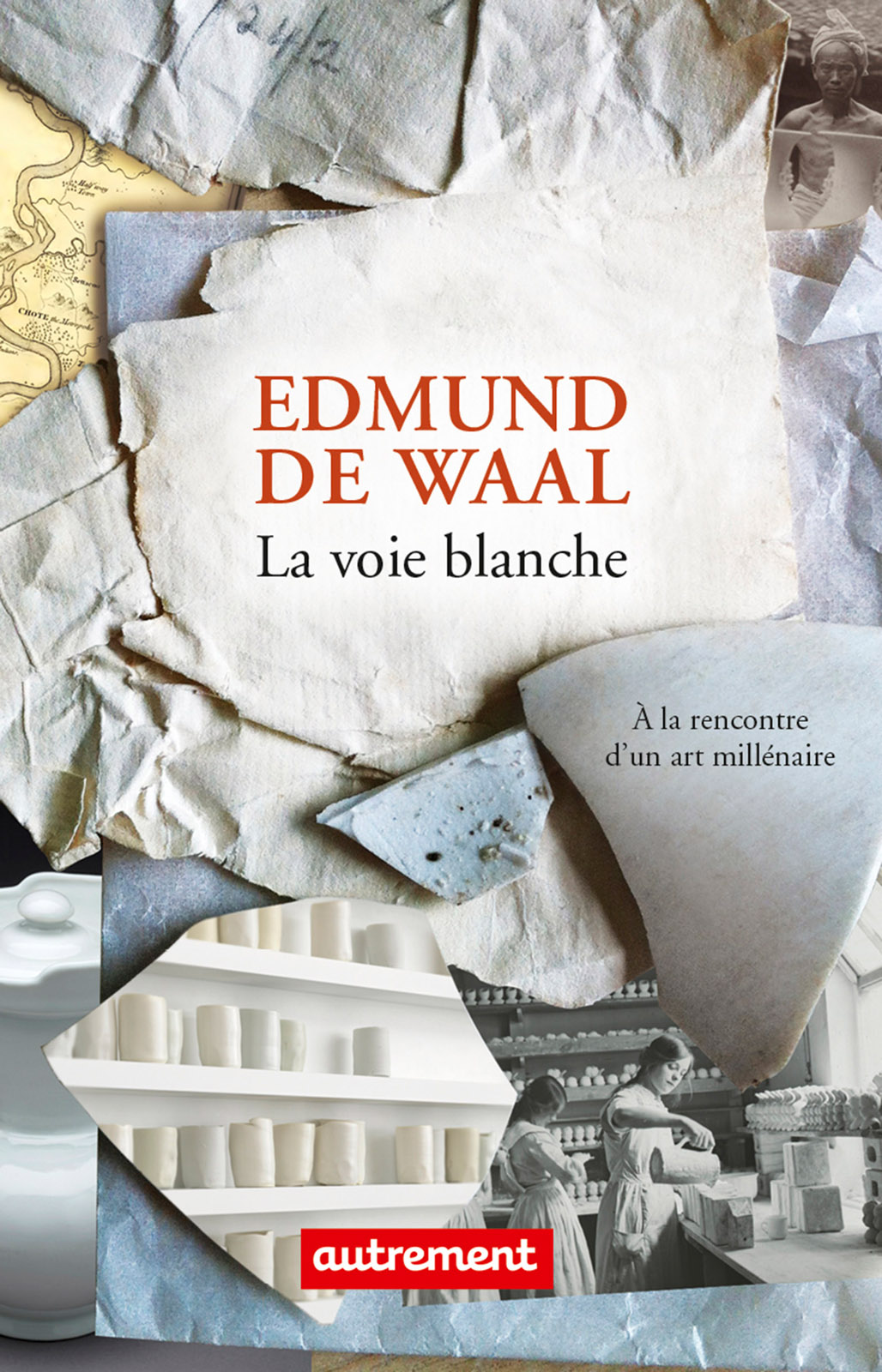 La voie blanche | Waal, Edmund de