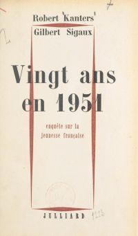 Vingt ans en 1951