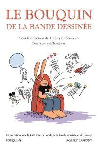 Le Bouquin de la bande dessinée | TRONDHEIM, Lewis. Illustrateur