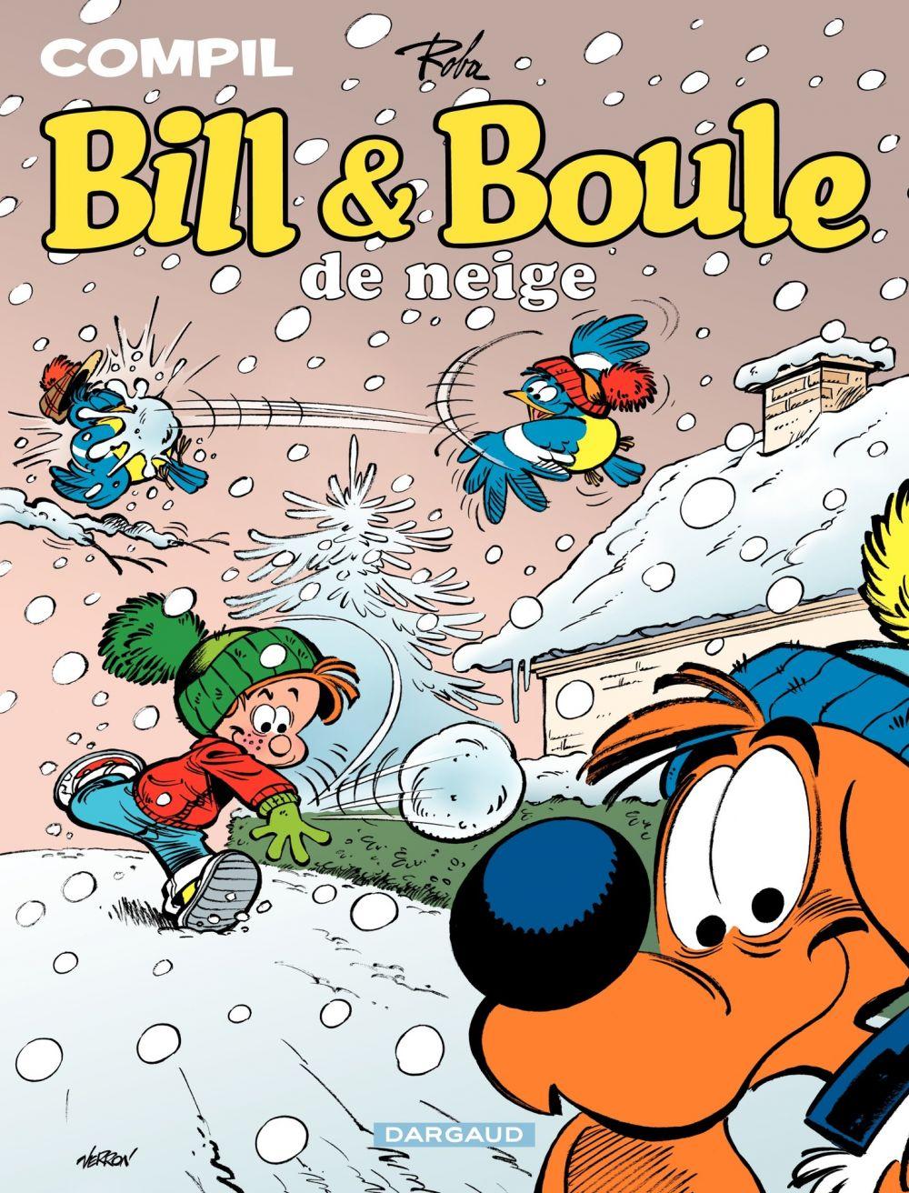 Boule et Bill (Compilation) SBB - Tome 1 - Bill et Boule de neige   Jean Roba, . Illustrateur