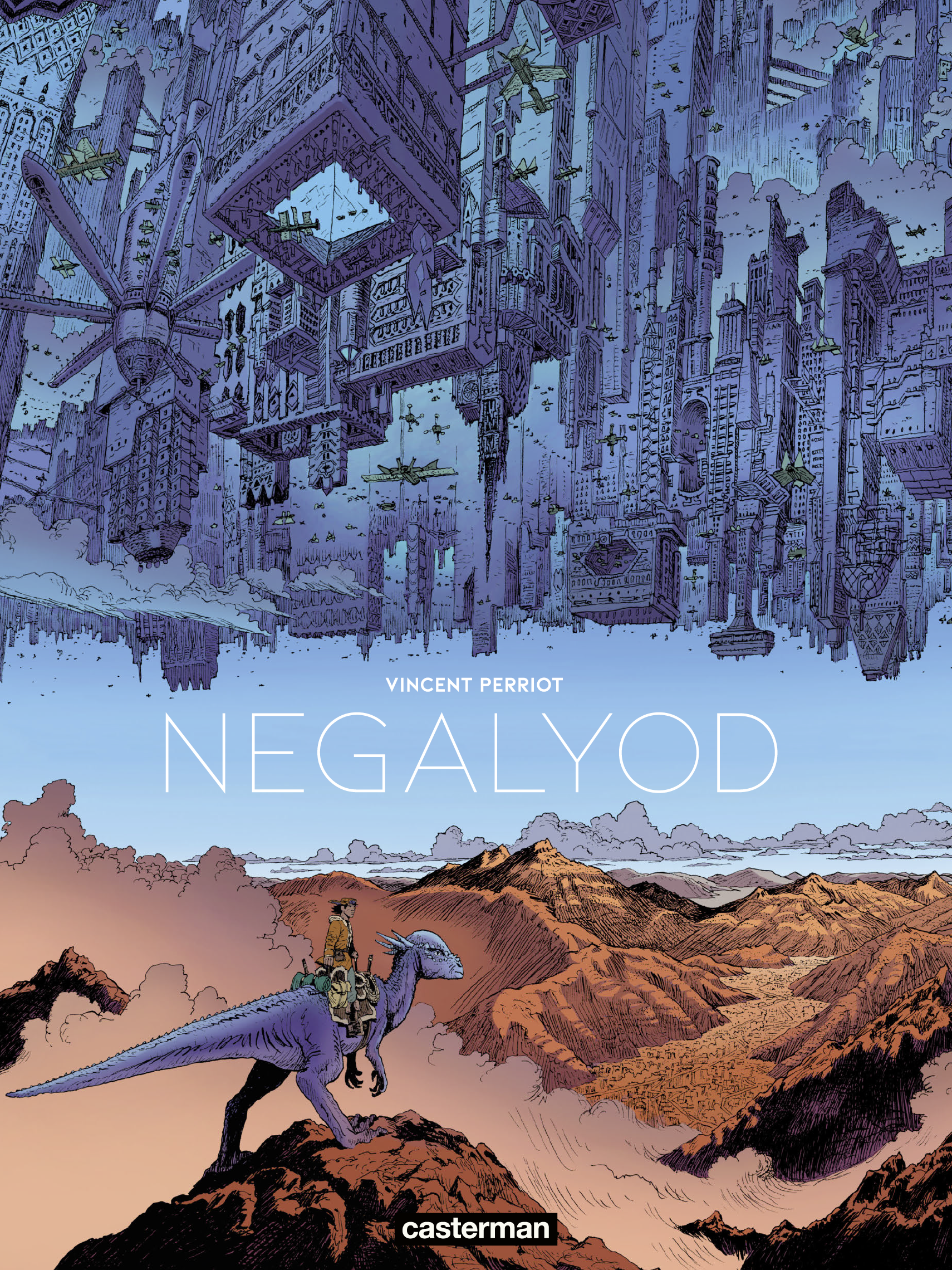 Negalyod | Perriot, Vincent