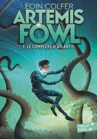 Image de couverture (Artemis Fowl. Volume 7, Le complexe d'Atlantis)