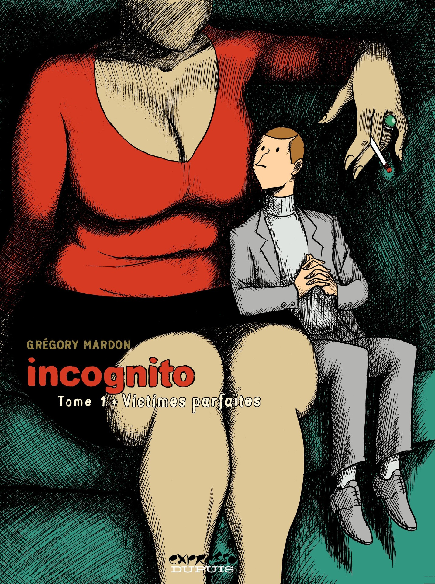 Incognito - Tome 1 - Victimes parfaites