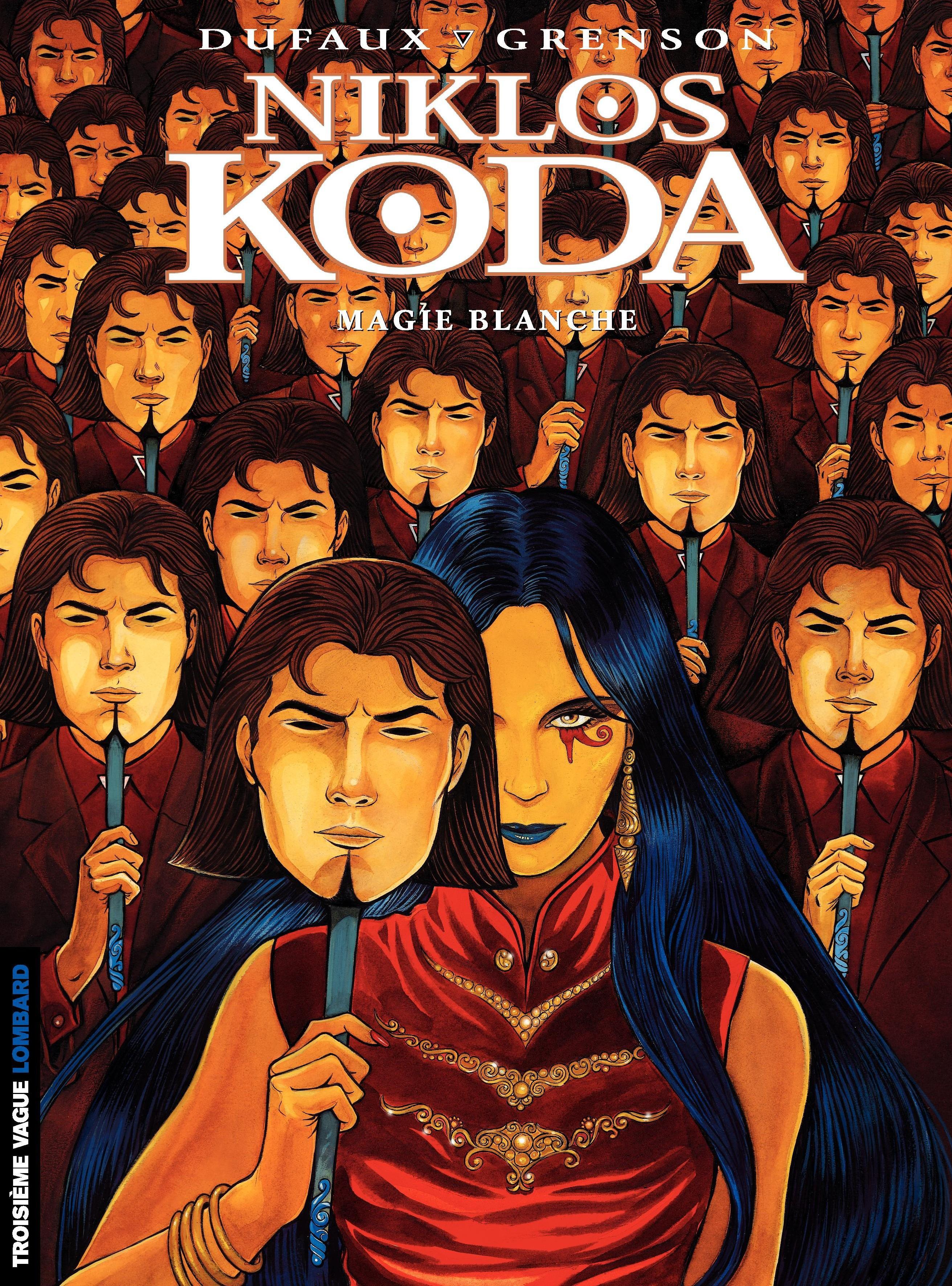 Niklos Koda – tome 7 - Magie blanche
