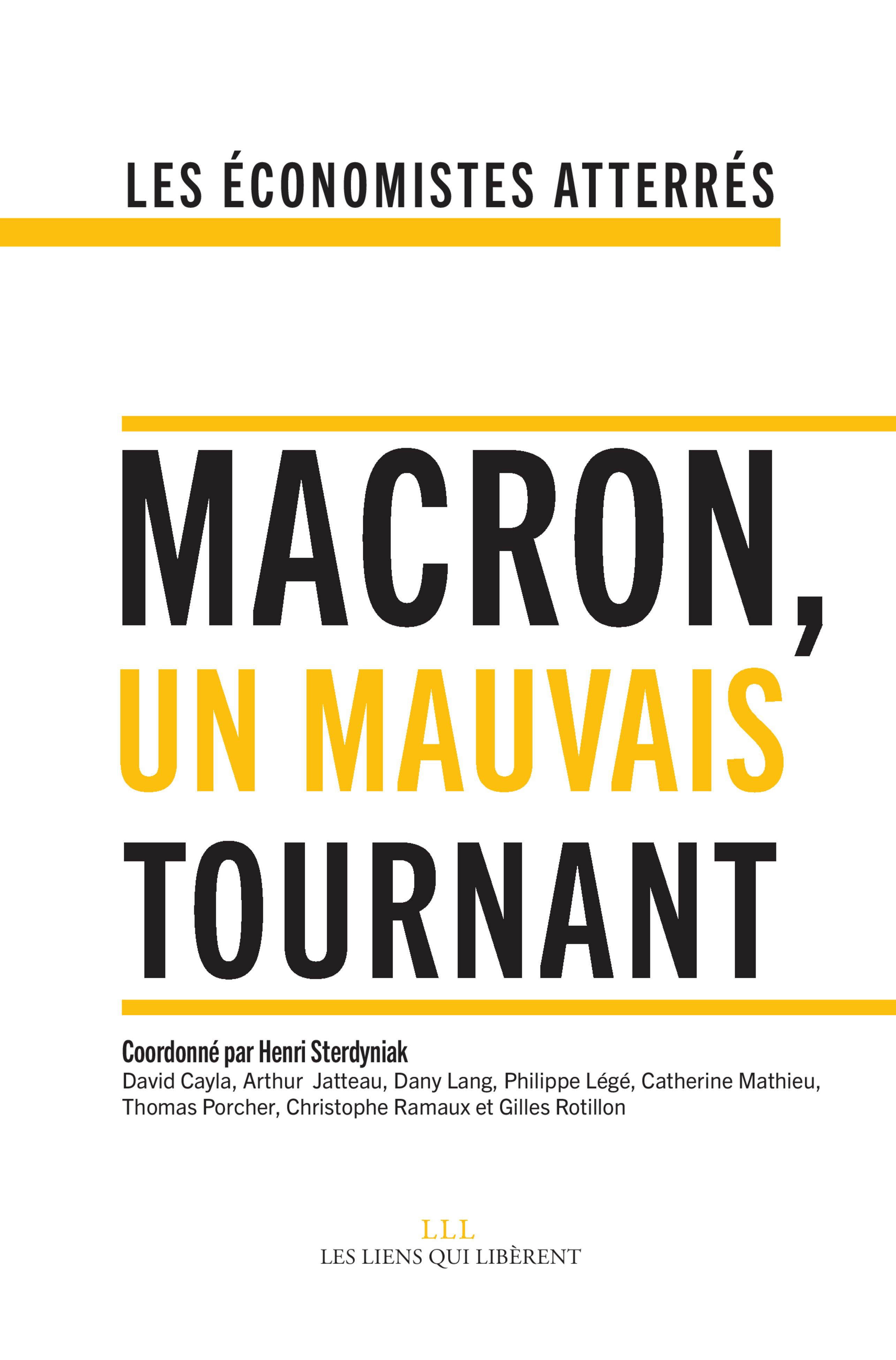 Macron, un mauvais tournant | Économistes atterrés,