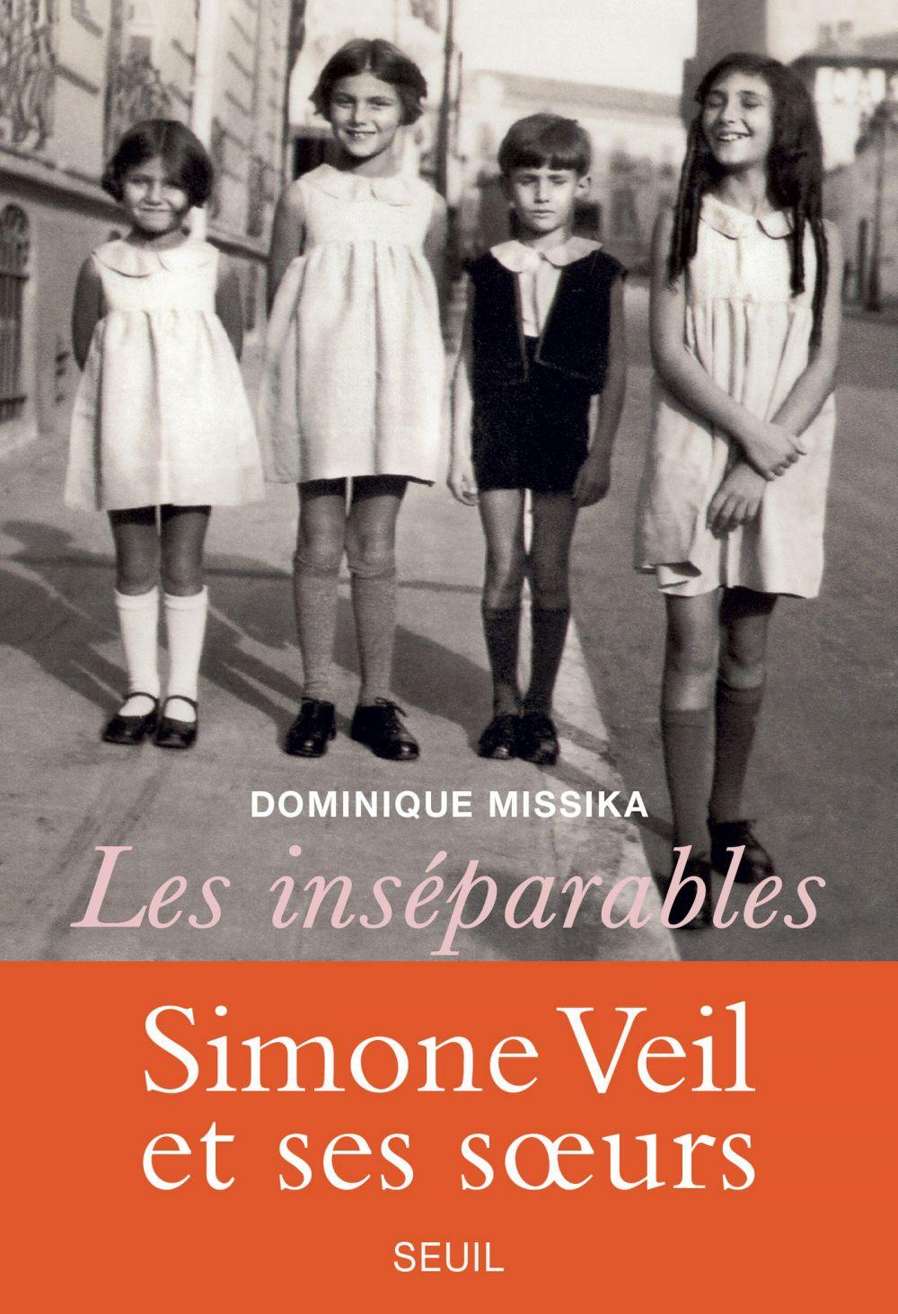 Les Inséparables | Missika, Dominique. Auteur