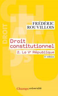 Droit constitutionnel (Tome...