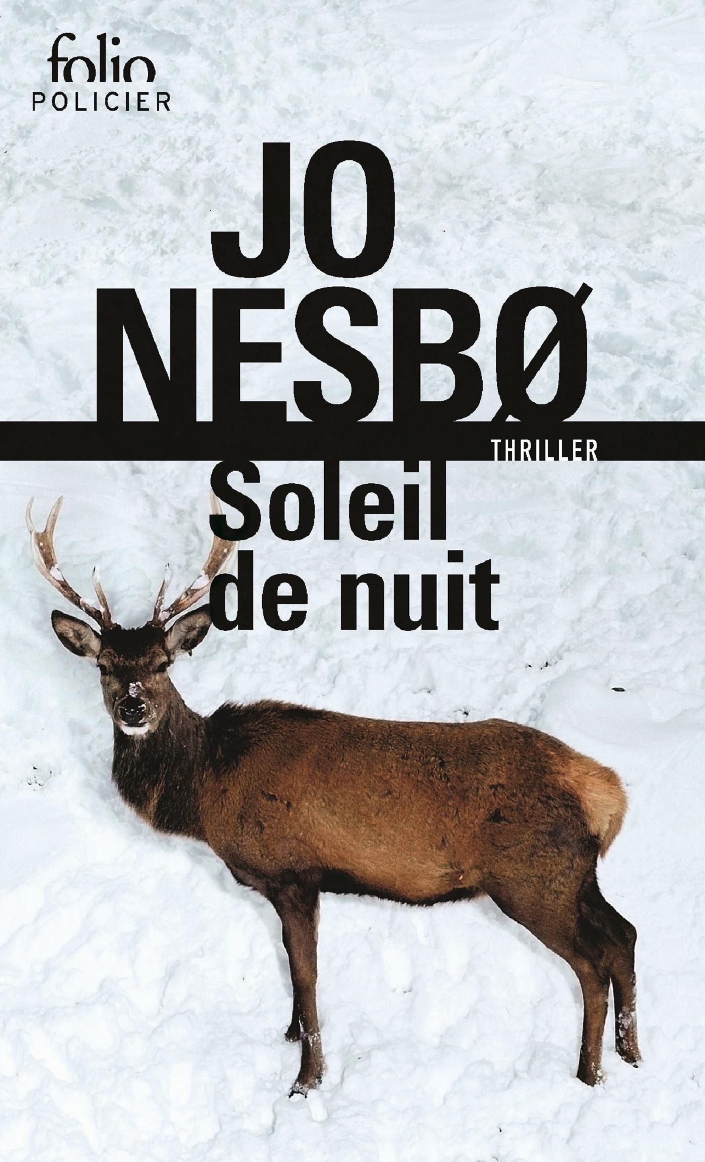 Du sang sur la glace (Tome 2) - Soleil de nuit | Nesbø, Jo