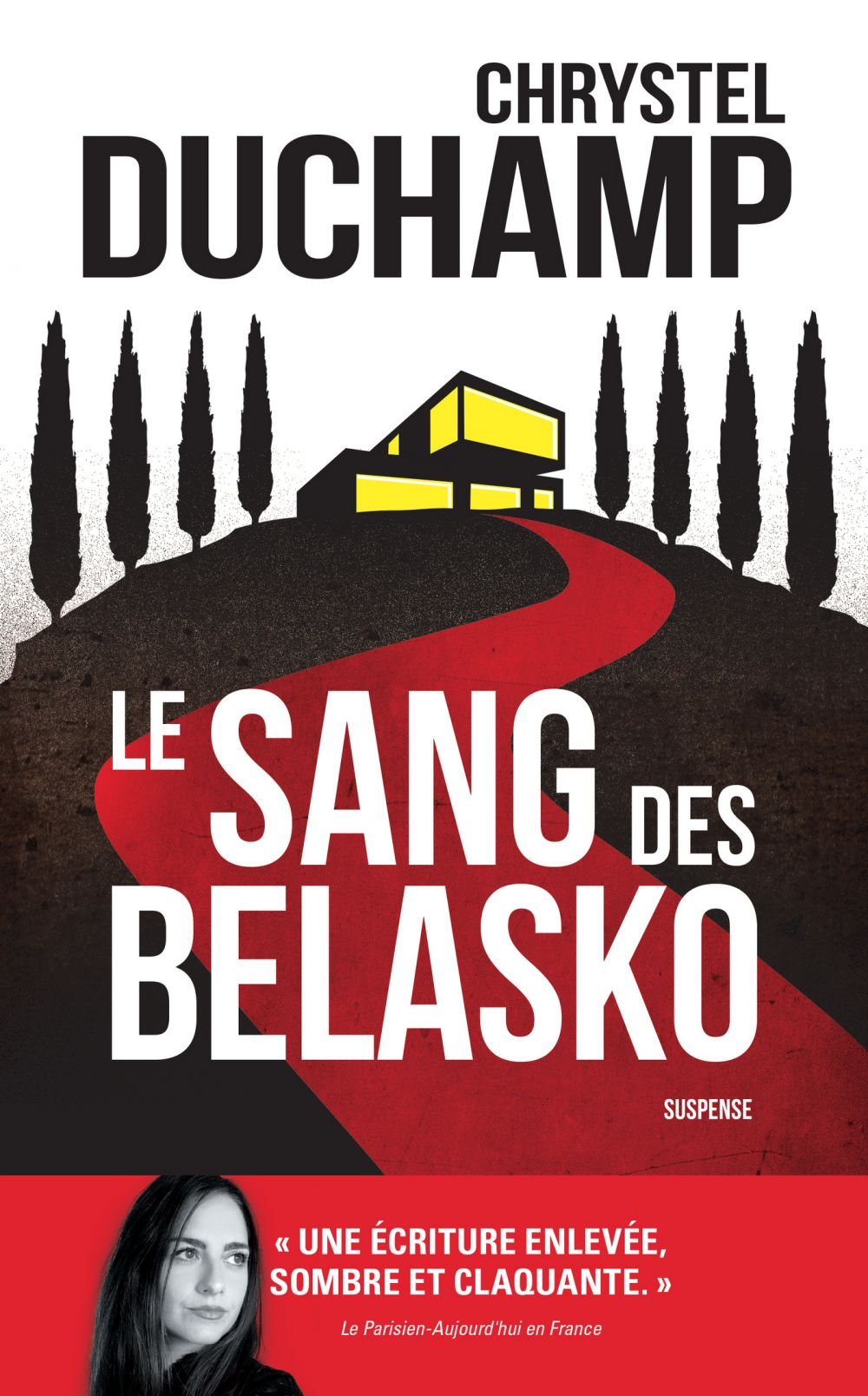 Le sang des Belasko |