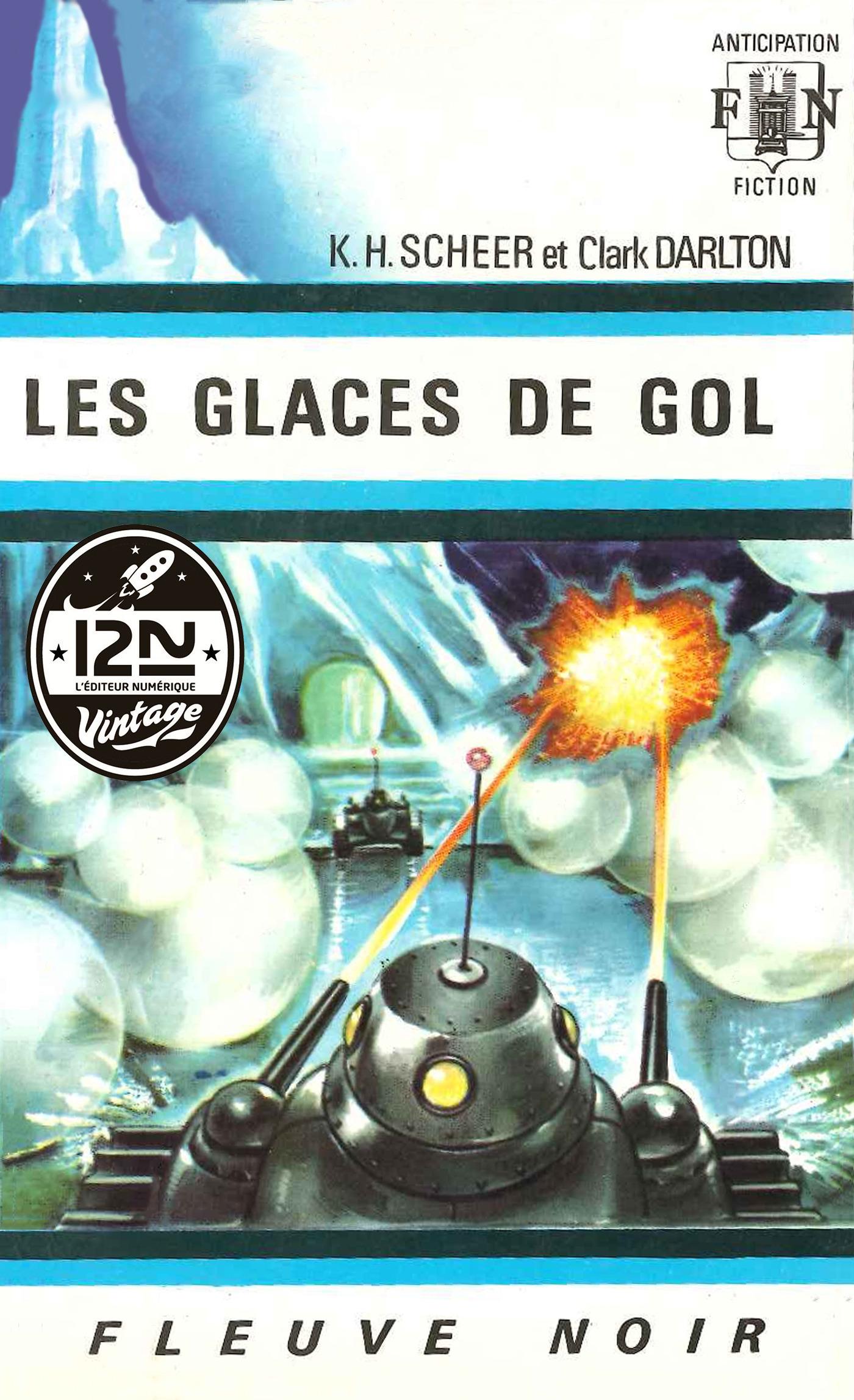 Perry Rhodan n°08 - Les Glaces de Gol