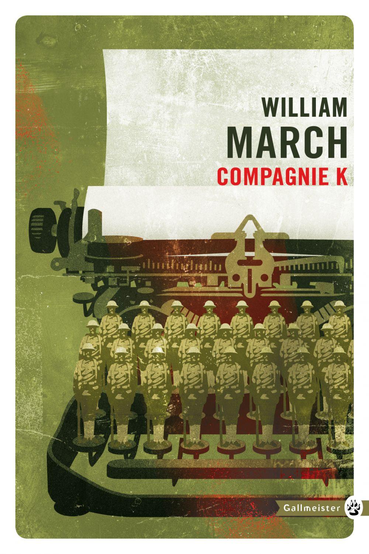 Compagnie K | March, William. Auteur