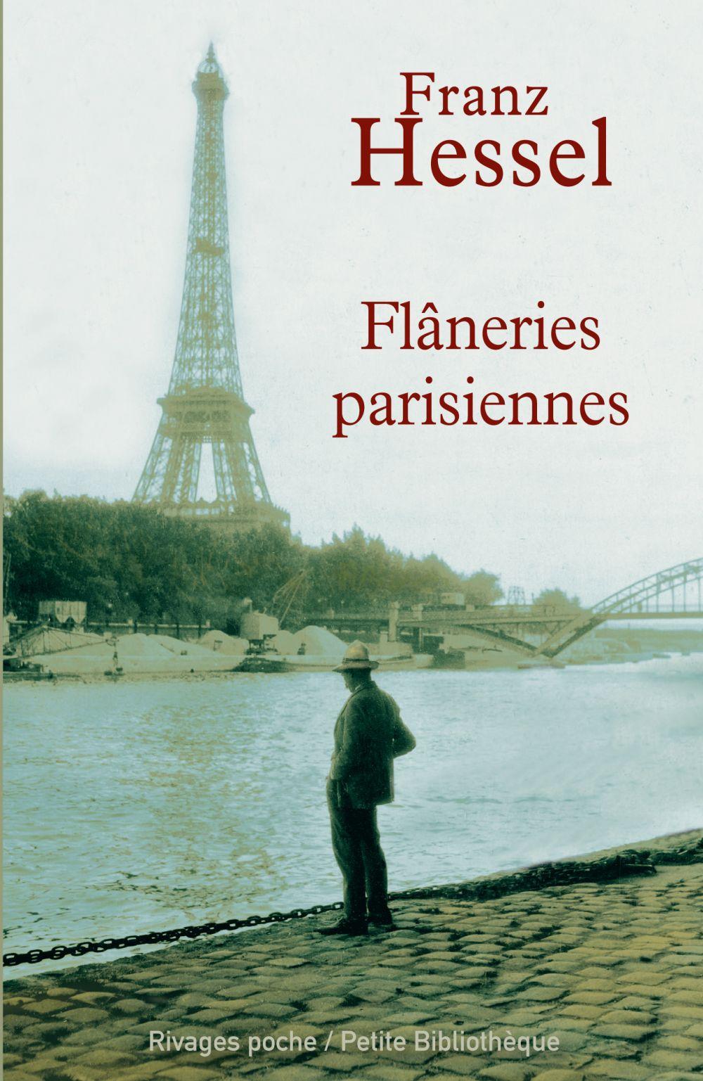 Flâneries parisiennes | Hessel, Franz (1880-1941). Auteur