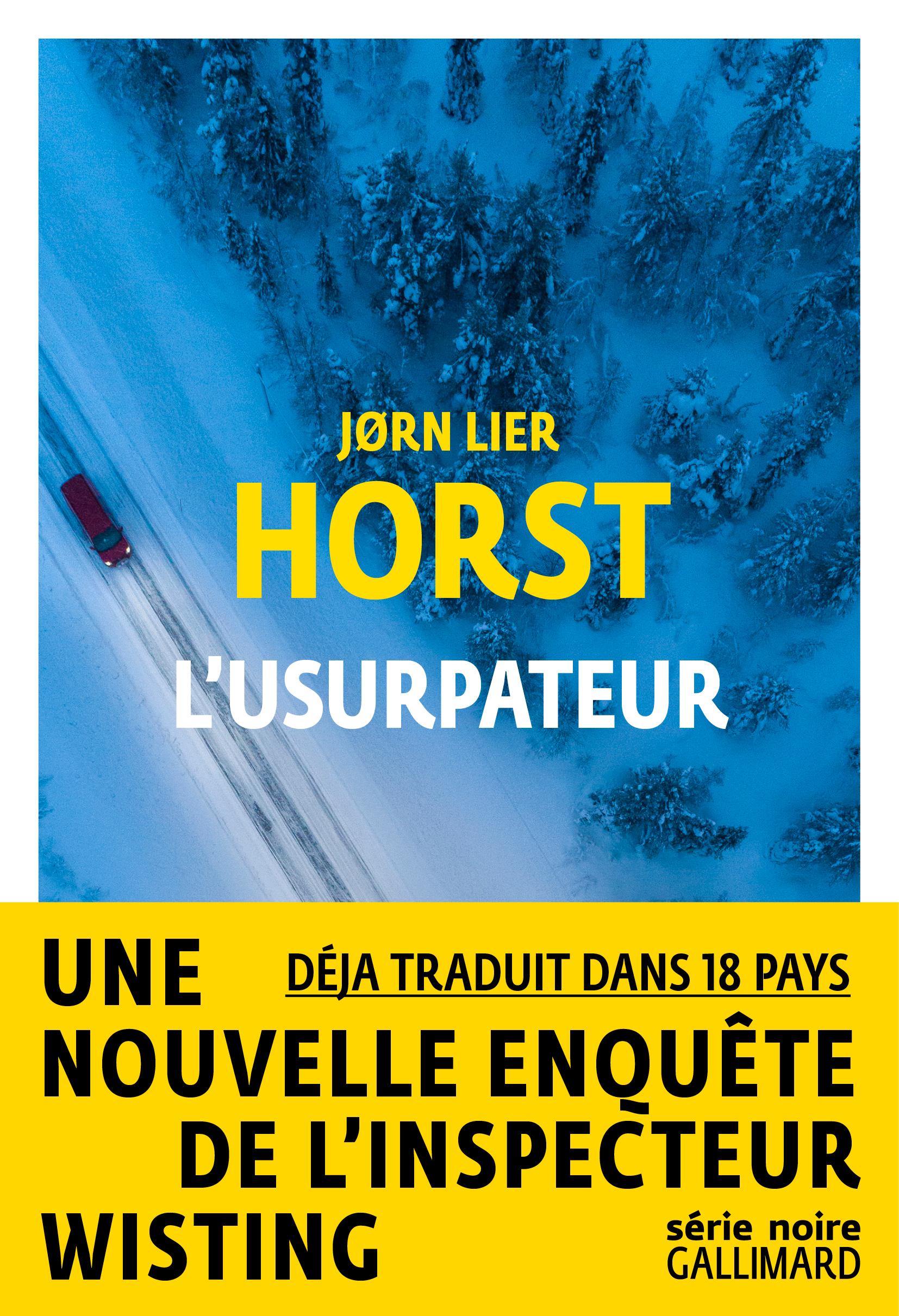 L'usurpateur | Horst, Jorn Lier