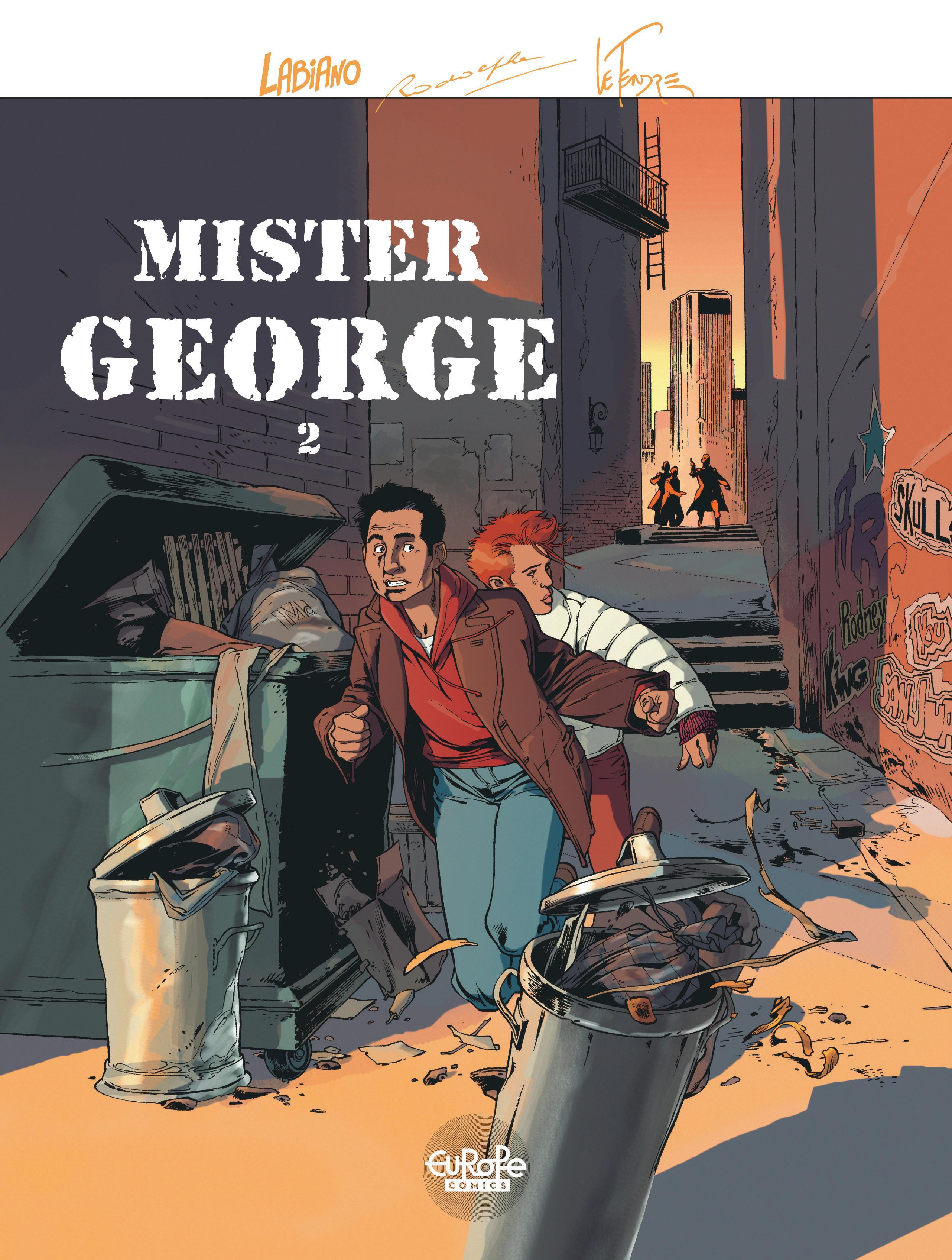 Mister George - Volume 2