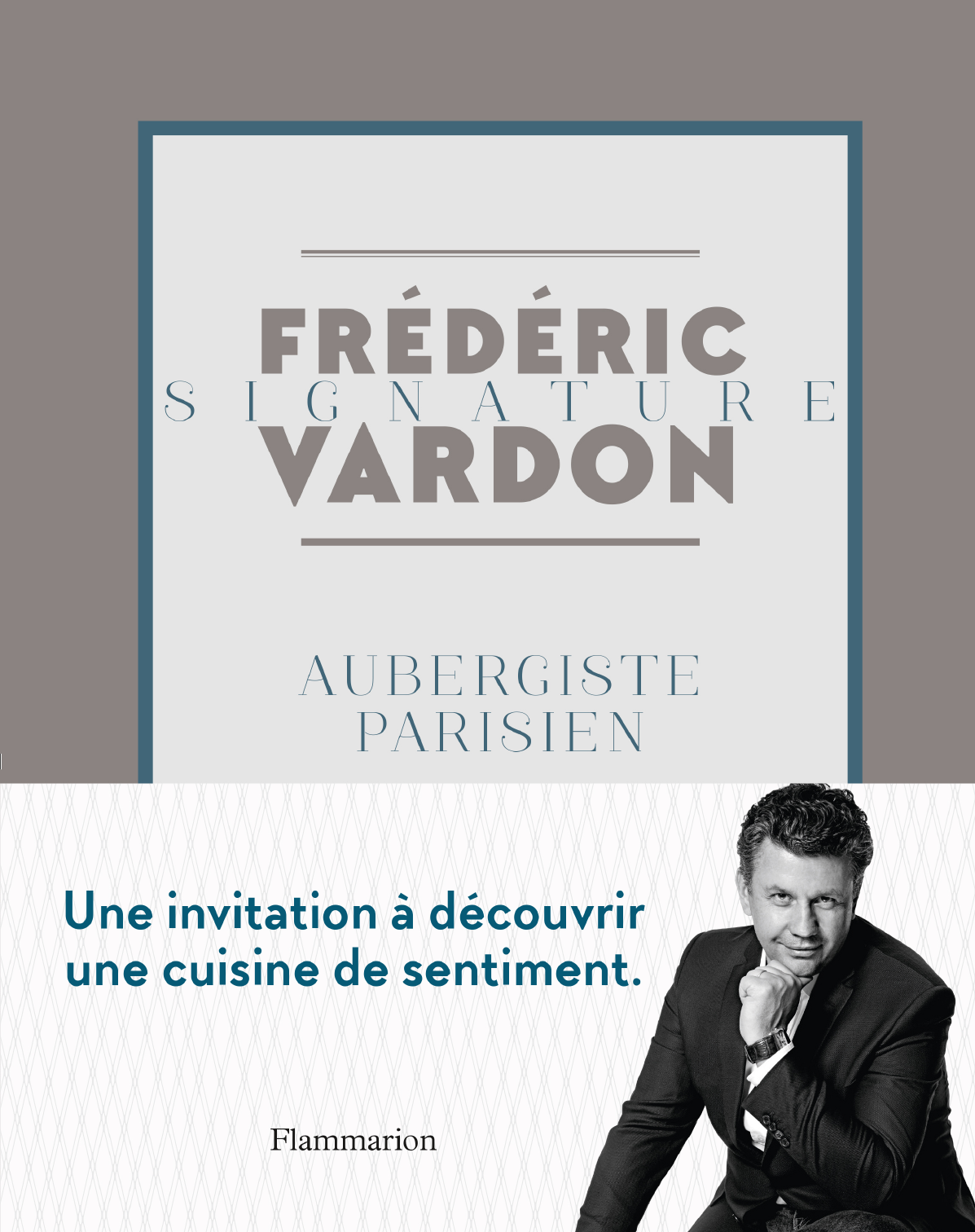 Signature : Frédéric Vardon