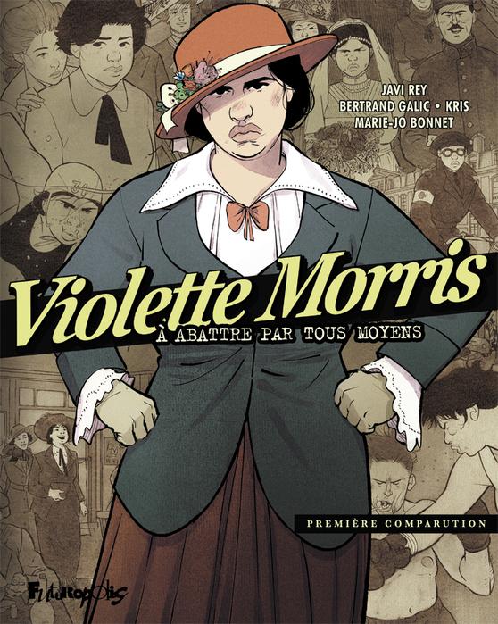 Violette Morris (Tome 1) | Kris,