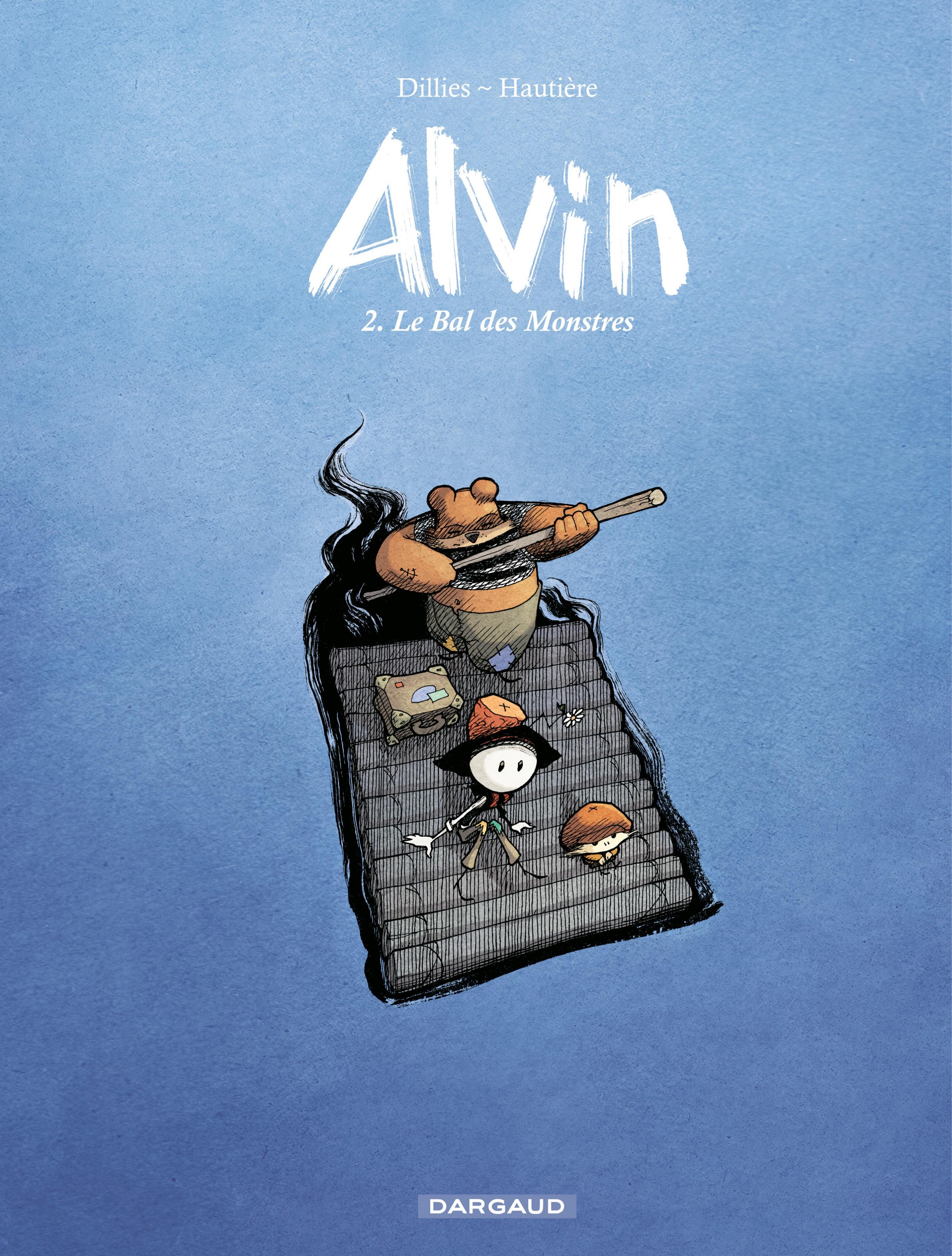 Alvin - Tome 2 - Le Bal des Monstres