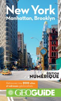 GEOguide New York. Manhattan, Brooklyn | Collectif,