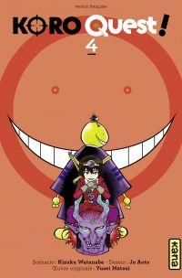 Koro Quest! - Tome 4