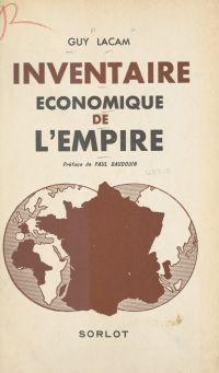 Inventaire économique de l'...