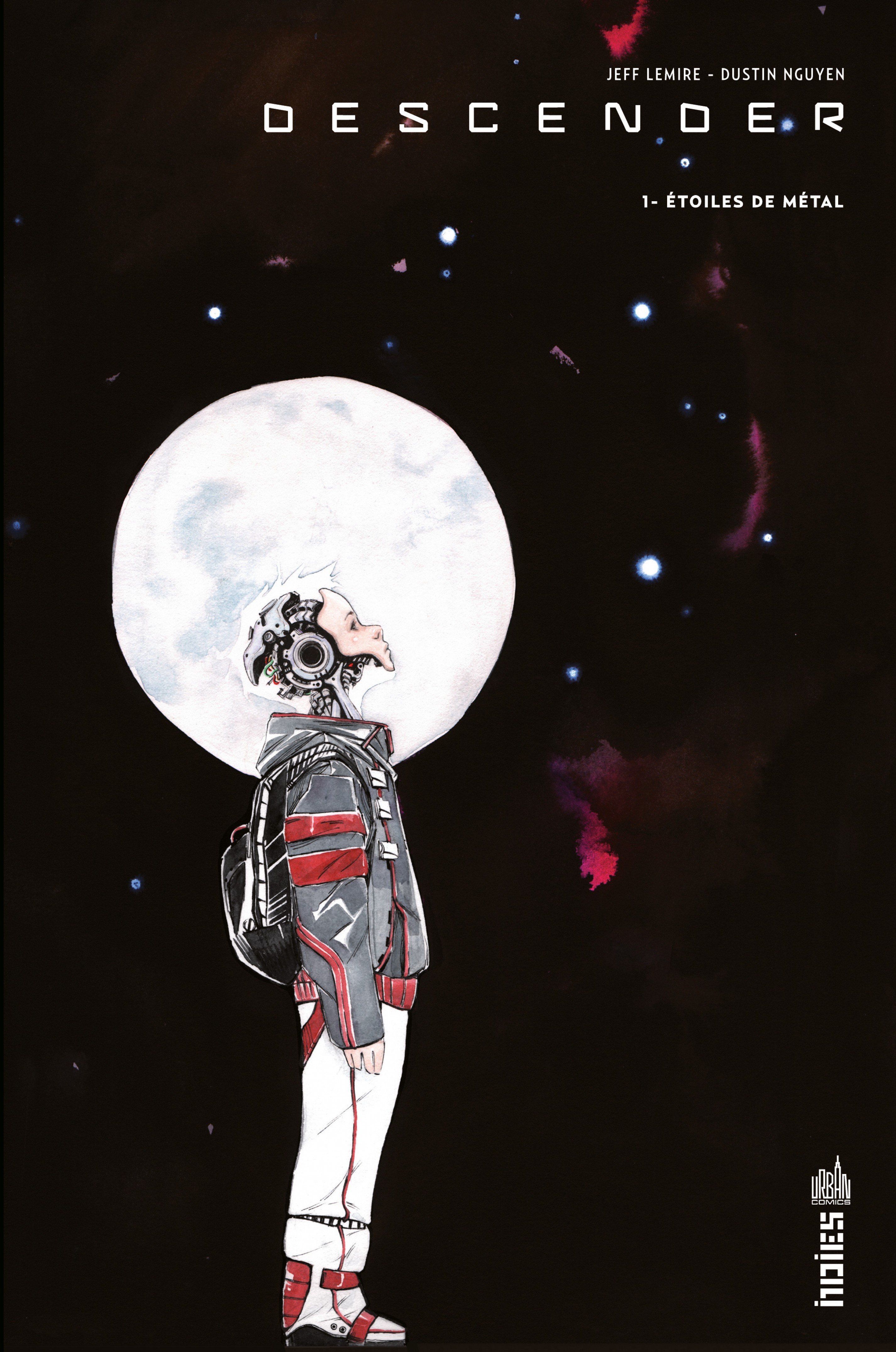 Descender - Tome 1 | Dustin Nguyen,