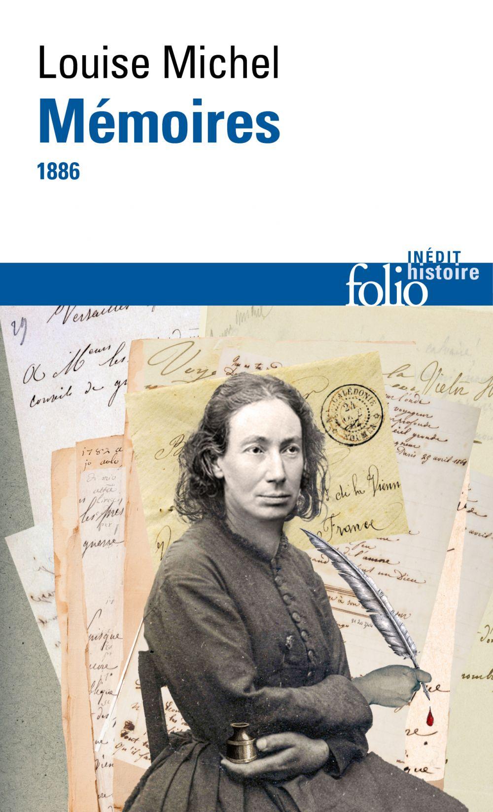 Mémoires. 1886 | Michel, Louise (1830-1905). Auteur