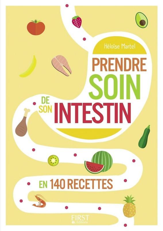 Petit livre de - Prendre soin de son intestin en 140 recettes