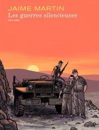 Les guerres silencieuses | Martín, Jaime (1966-....). Auteur