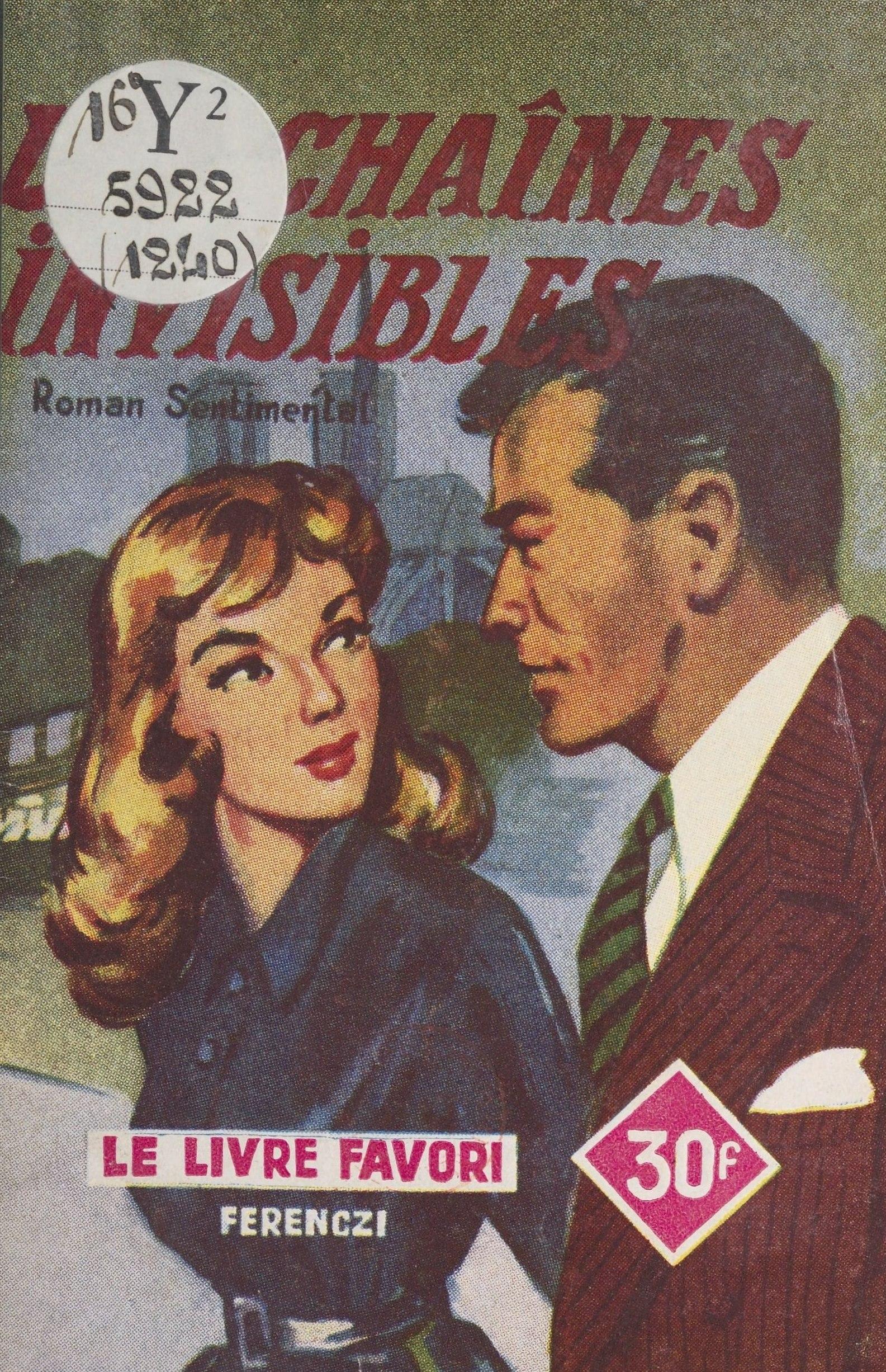 Les chaînes invisibles