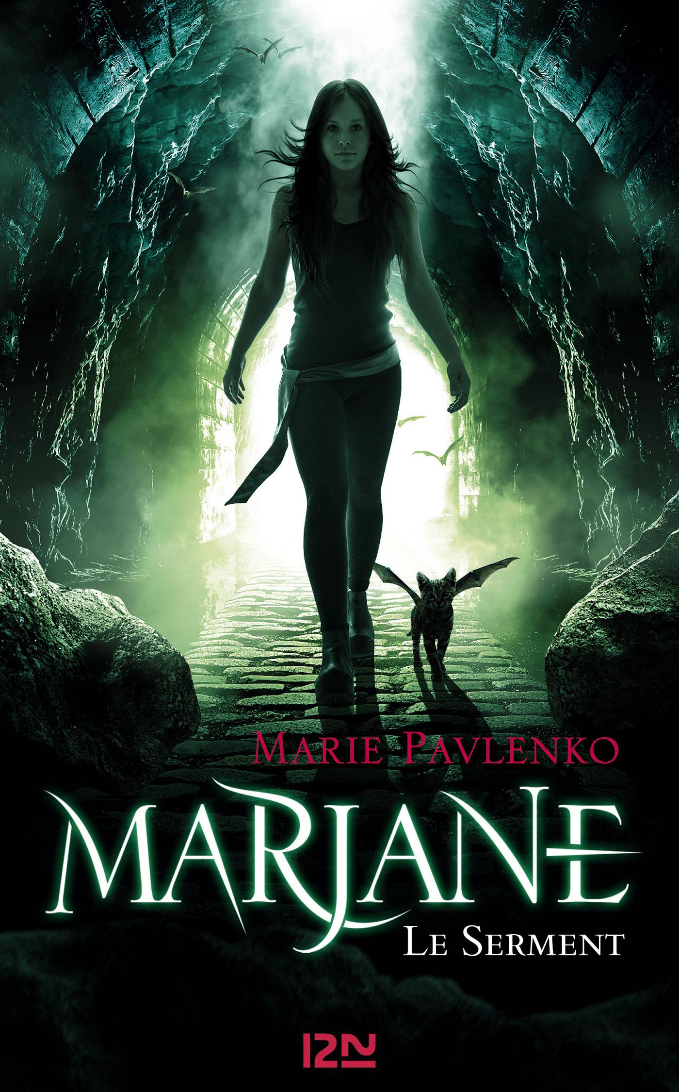 Marjane - tome 2 : Le serment