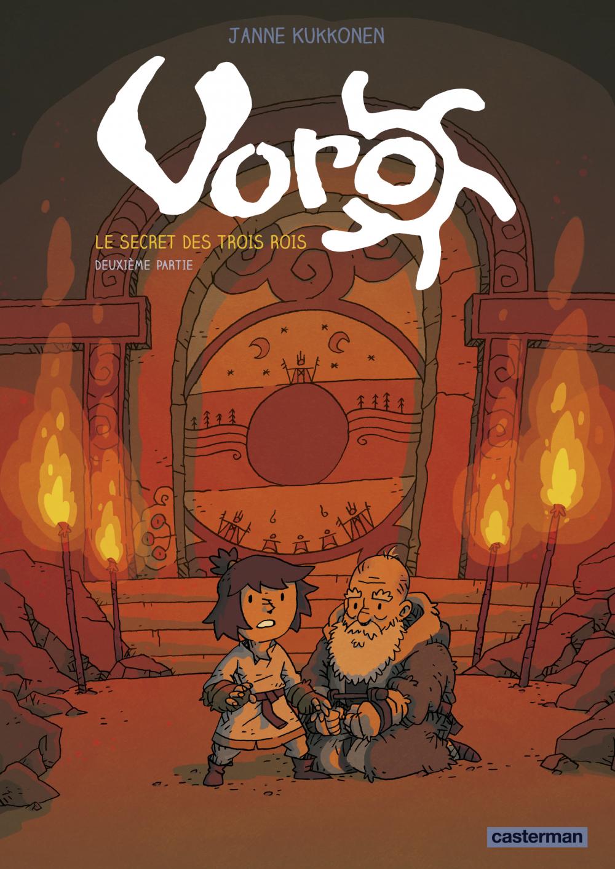 Voro (Tome 2) - Le secret des trois rois II |
