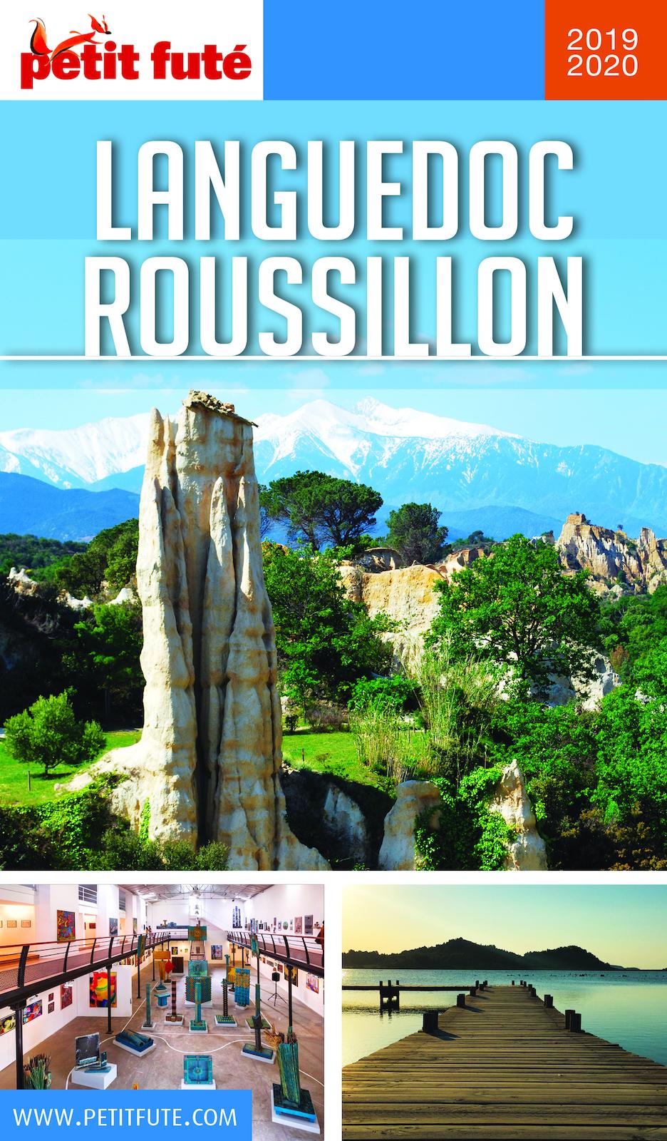 LANGUEDOC ROUSSILLON 2019 Petit Futé | Auzias, Dominique