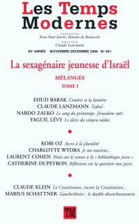 Les Temps Modernes N° 651 N° 651