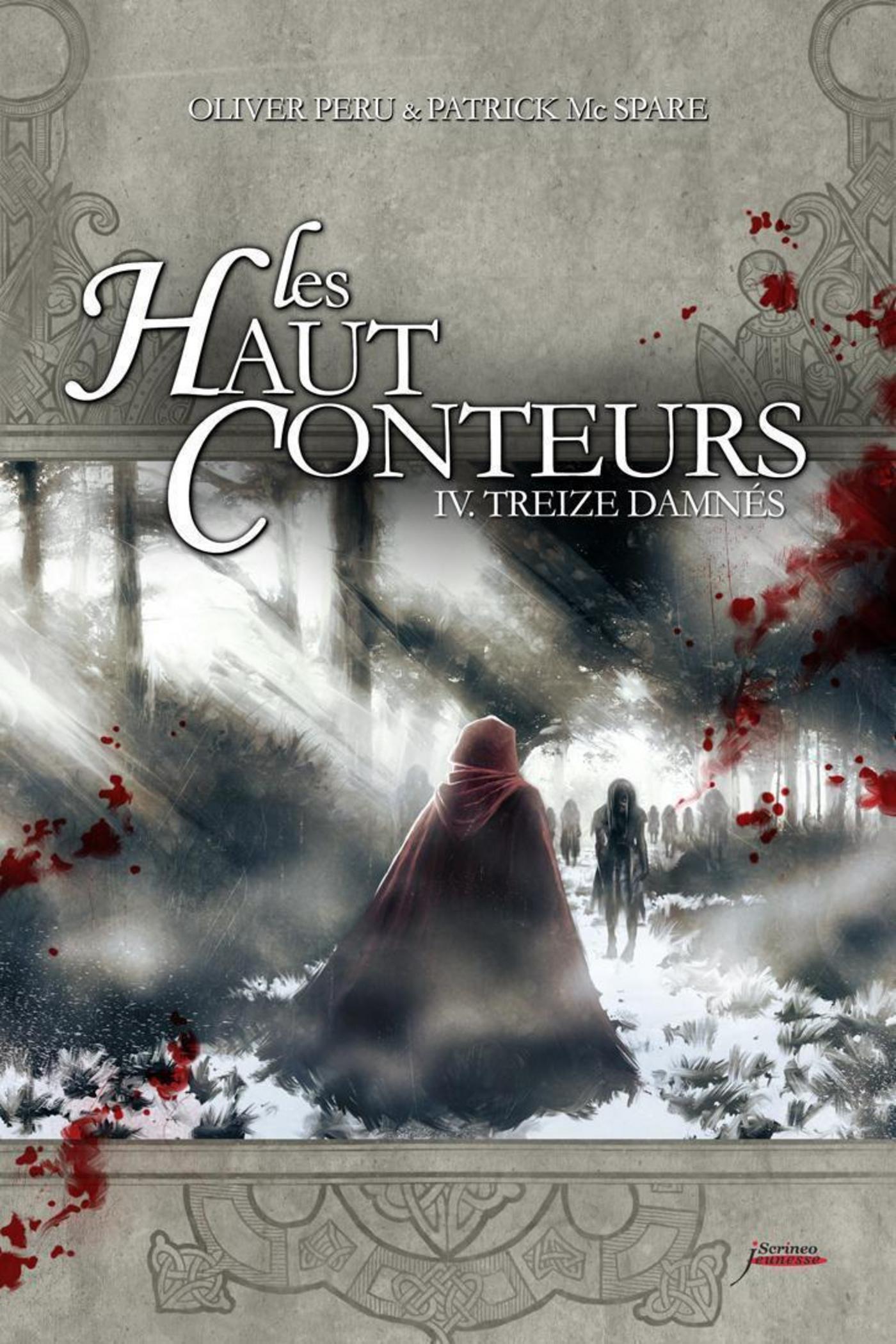 Les haut-conteurs - tome 04 : Treize damnés