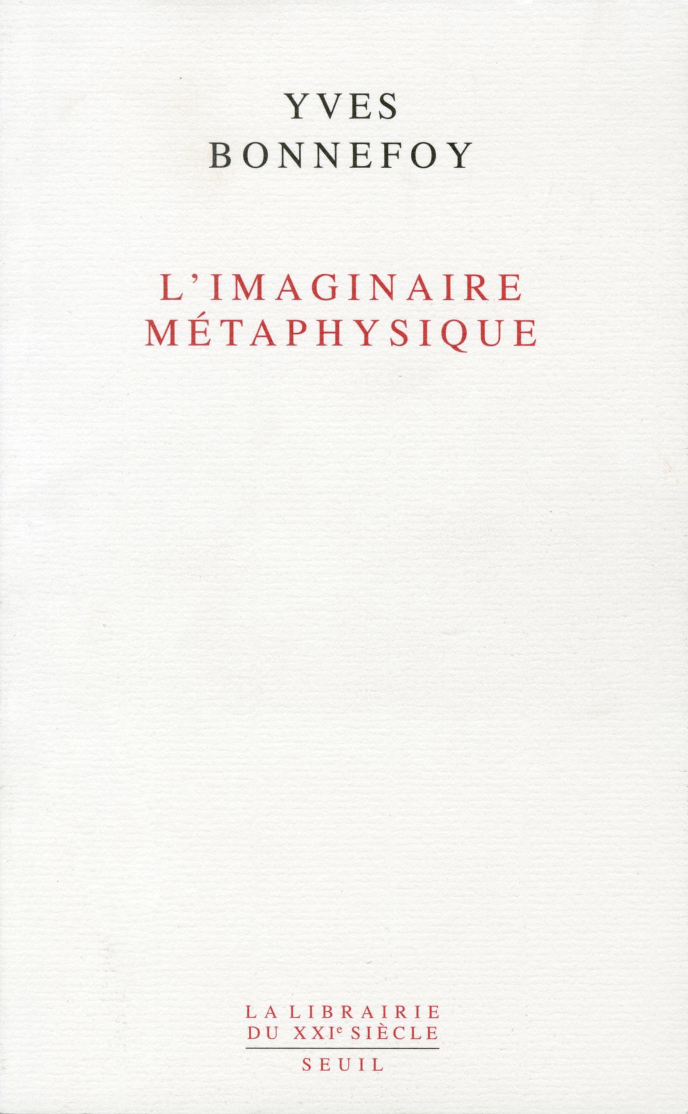L'Imaginaire métaphysique