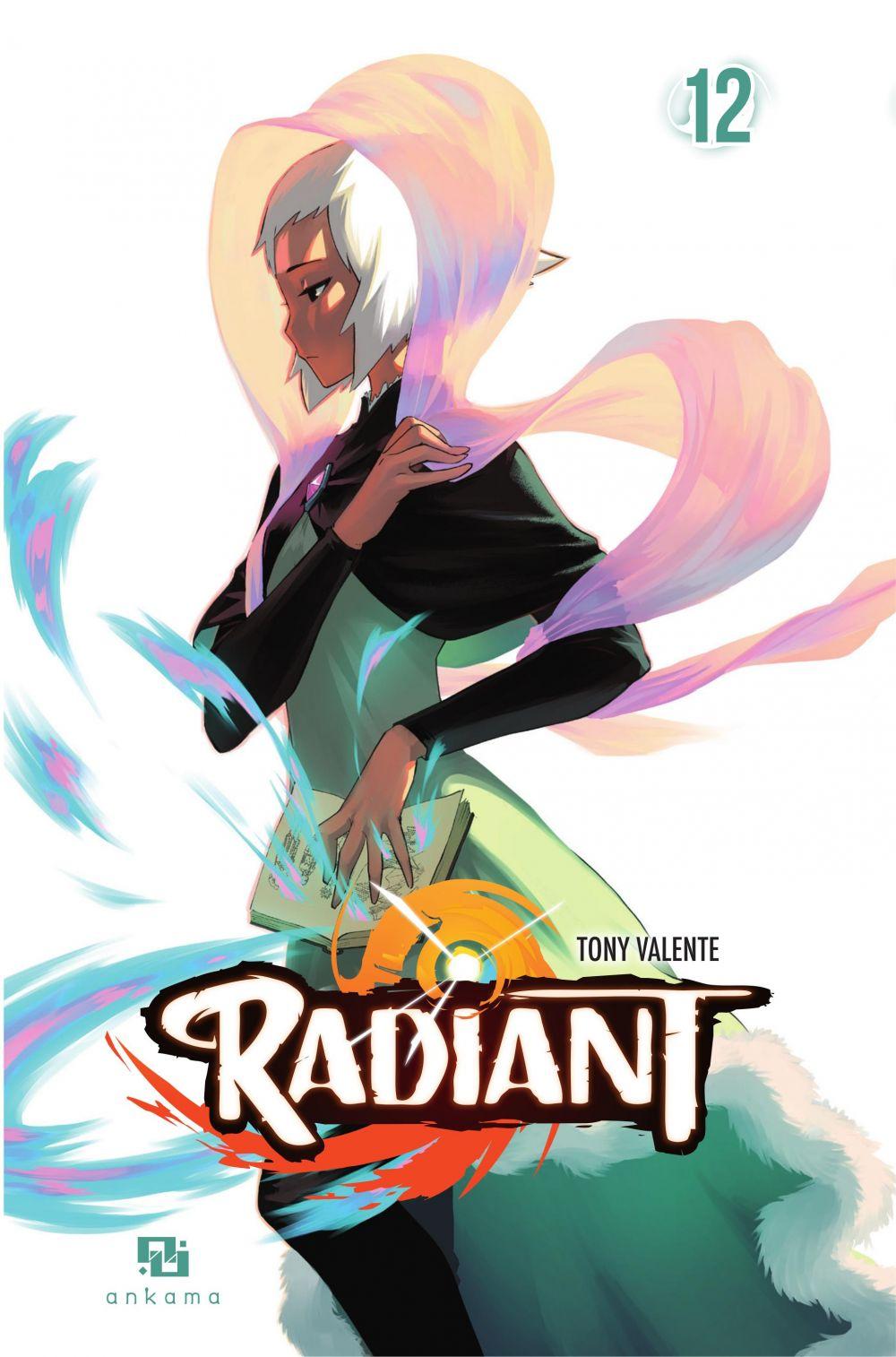 Radiant - Tome 12 | Valente, Tony. Auteur