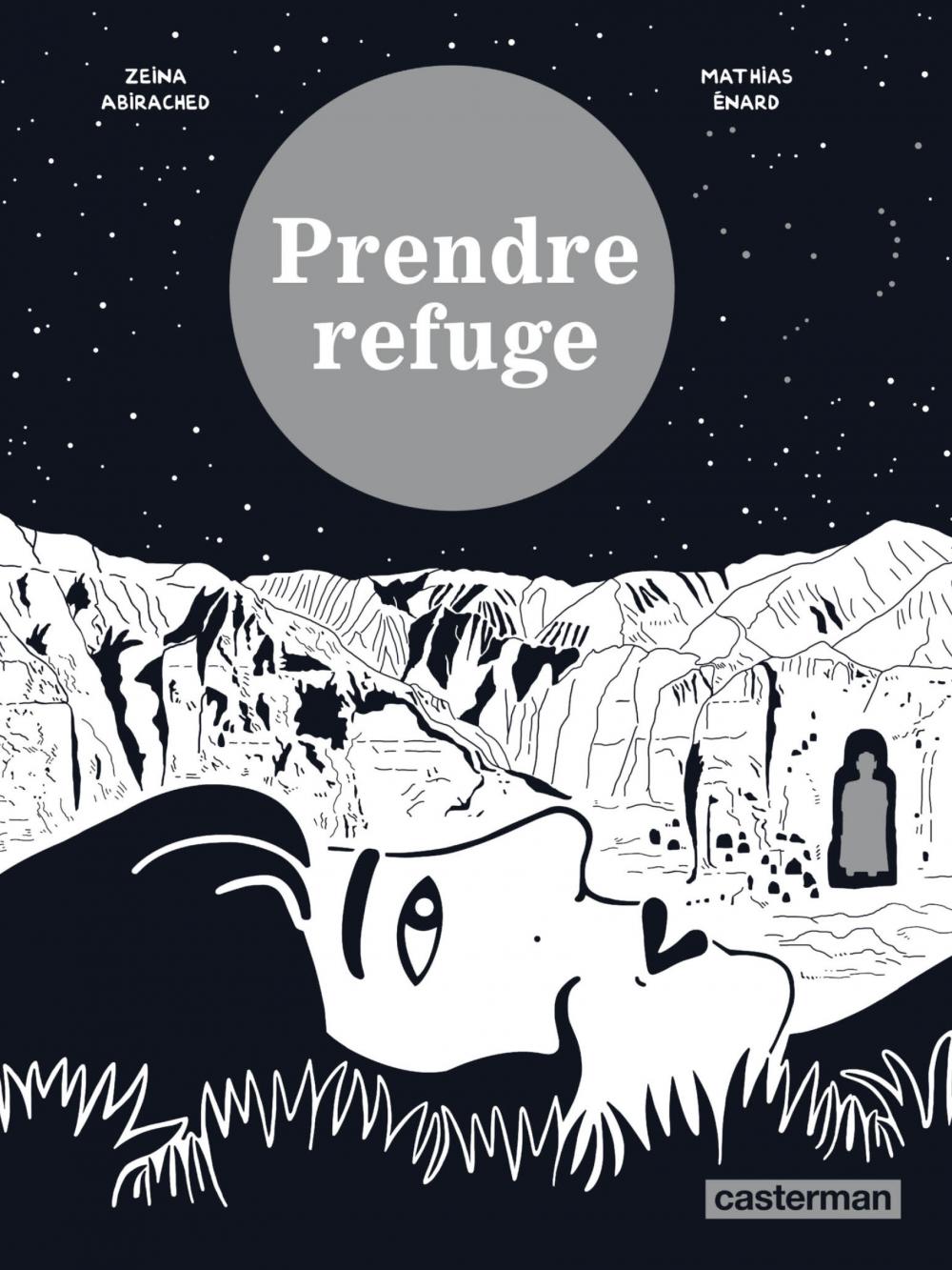 Prendre refuge | Abirached, Zeina
