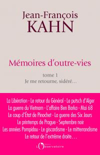 Mémoires d'outres-vies (tom...