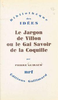 Le jargon de Villon