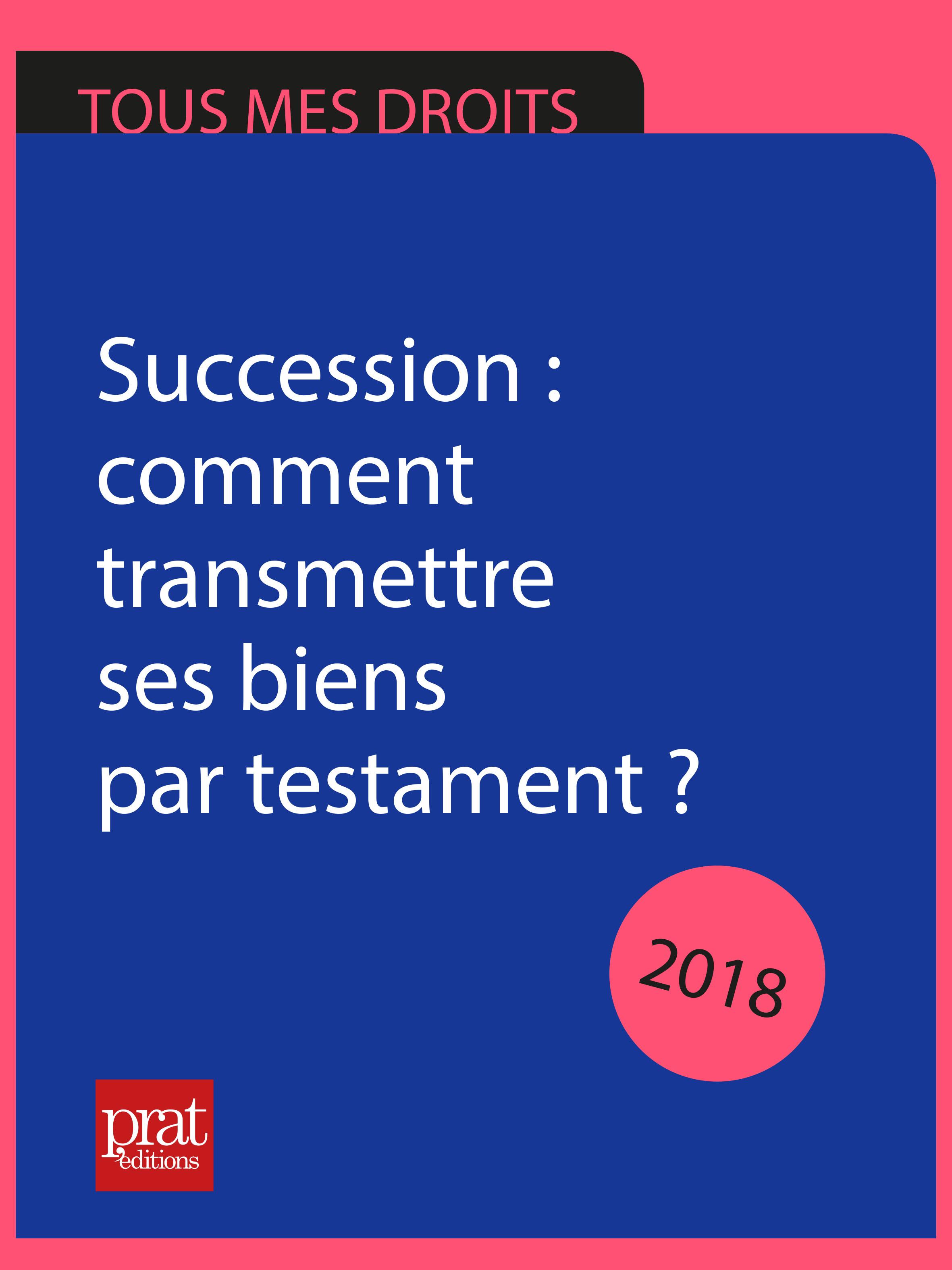 Succession : comment transm...